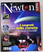 NEWTON OGGI - I segreti della cometa [N.1 Gennaio 1998]