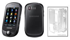 Coque Cristal Transparente (Protection Rigide) ~ Samsung C3510 / Player Light