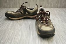Dunham Cloud Cool CH5079 Hiking Shoes, Men's Size 11 B, Brown