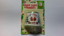 CHRISTMAS NIGHT LIGHT SANTA