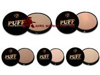 W7 puff perfection all in one cream powder 10g choose shade