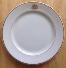1926 Pennsylvania State Seal Restaurant Ware Plate, Virtue Liberty Independence