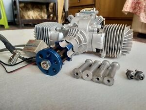 EVOLUTION Engines 116 GX2 TWIN 116cc R/C  MODEL AIRPLANE GASOLINE ENGINE NOT...