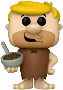 Funko Pop! Ad Icons: Cocoa Pebbles - Barney with Cereal Vinyl Figure