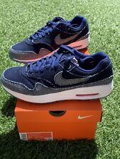 Nike Air Max 1 G Nrg Golf Shoes No Denim Allowed Ci6876-400 Men's Sz 7.5/Women 9