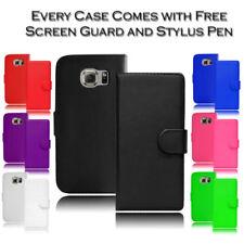 Fundas y carcasas lisos Para Samsung Galaxy S7 de piel sintética para teléfonos móviles y PDAs