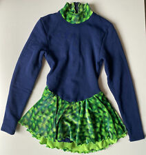 girls ice skating competition dress