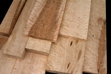 Domestic Variety Pack- 10lbs  Curly, Birdseye, Flame lumber