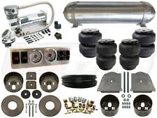 "Complete Air Ride Suspension Kit 1964 - 1972 Chevelle LEVEL 1 - 1/4"" - BCFAB"