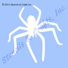 SPIDER STENCIL SCRAPBOOK ARACHNID TEMPLATE INSECT PATTERN SCRAPBOOK CRAFT NEW