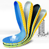Fitness Shoes Insoles Orthopedic Memory Foam Sport Arch Support Insert Soles Pad