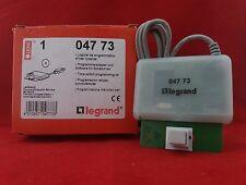 Legrand 04773 interrupteur horaire Programming Kit