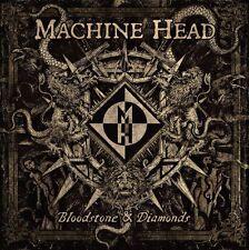 MACHINE HEAD - BLOODSTONE & DIAMONDS - 2LP BLACK VINYL NEW SEALED 2014