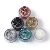 Fashion Women Makeup Glitter Eyeshadow Shimmer Pigment Powder Face Eye Shadow