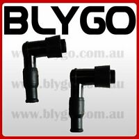2X Ignition Coil Spark Plug Cap 110cc 125cc 150cc 250cc PIT Quad Dirt Bike ATV