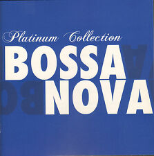 VARIOUS ARTISTS - BOSSA NOVA PLATINUM COLLECTION (3-CD EMI 2008)