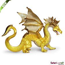 Golden Dragon by Safari Ltd/ New 2013/ toy/ 10118/ Dragons