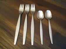 5 pcs Gense Focus Teaspoons / Dinner Forks Sweden Stainless Flatware