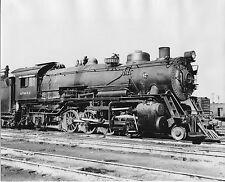 FF123  RP 1945 SANTA FE RAILROAD ENGINE #3111 KANSAS CITY KS