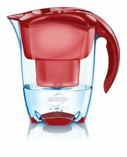 Brita Elemaris Kühl 2,4 L Wasserfilter Für Kühlschrank Krug Rot+1 Maxtra Filter
