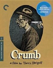 715515061315 Criterion Collection Crumb With Terry Swigoff Blu-ray Region 1