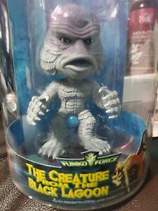 "Creature FrThe Black Lagoon Funko Force Universal Monster 5"" figure 2009 b/w B1"