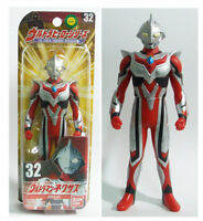 "Bandai Ultra Hero Series #32 VINYL ULTRAMAN Nexus 6"" Action Figure MISB"