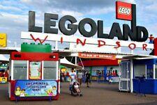 TOMORROW Legoland Windsor MONDAY 16th July 16.07. U GET TICKETS IMMEDIATELY NOW