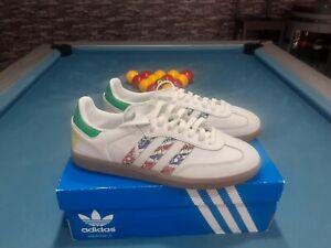 Adidas Samba Stone Roses Ian Brown Trainers - UK 8