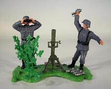 Timpo Toys Mörsergranaten-Stellung Deutsche Soldaten
