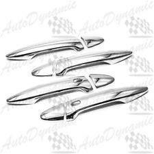 FOR 2006-2013 LEXUS IS250 CHROME DOOR HANDLE COVER COVERS SMART KEY 2007 2008 US