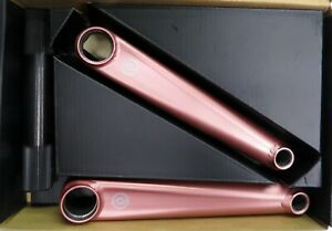 BMX Primo Churchill Stevie Crank Rose Gold 175 mm With 24 mm BB RHD and LHD