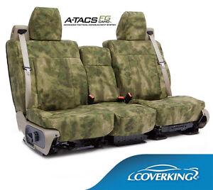 NEW Ballistic A-Tacs FG Foliage Green Camo Camouflage Seat Covers  / 5102052-25