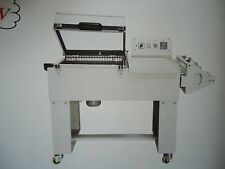 USA STOCKED 2-IN-1 COMBINATION SEAL & SHRINK PACKAGING  SEALING MACHINE