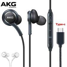 Original AKG Samsung Galaxy Note 10 Plus Headset USB-C Earphone Note10 + 5G
