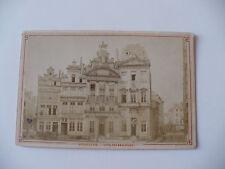FOTOGRAFIA AI SALI D'ARGENTO BELGIO BRUXELLES HOTEL DES BRASSEURS 1800 CIRCA