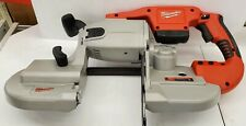 Milwaukee M28 Lithium-Ion Portable Band Saw (Tool Only)