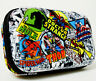 Marvel Captain America Thor Spider Man Hulk Storage Pencil Case Cosmetic Box Bag