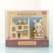 Sylvanian Families Miniature Series GREEN HILL HOUSE Calico Critters EPOCH 2019