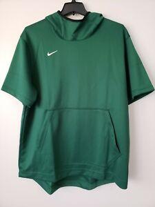 Nike Dri Fit Short Sleeve Spotlight Size 3XL Basketball Hoodie  AT5406 341. NWT