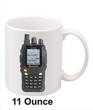 Wouxun KGUV8D HT Amateur Radio Coffee Mug. 11oz. Nice gift for Hams!