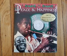 Louis Armstrong Music CD Christmas Card STILL SEALED What a Wonderful Life 1999