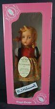 Danbury Mint Mi Hummel School Girl Rosl Vinyl Doll 4174/20000 Nrfb