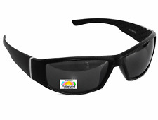 Gafas de sol gangster style Black gafas moto gafas motorista Sunglasses m19