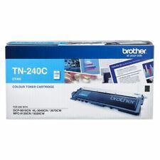 Genuine Brand New Brother TN-240C Toner CYAN