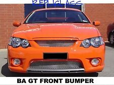 FORD FALCON BA GT FRONT BUMPER BAR TO SUIT XR HEADLIGHTS