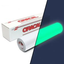 Glow In The Dark Adhesive Vinyl Sheet for Craft or Hobby | Oracal 9300