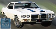 1969 Pontiac Firebird Trans Am Stripe Stencil Kit