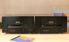 2x DENON POA-4400A HighEnd Mono Blöcke Verstärker Monaural Power Amplifier XLR