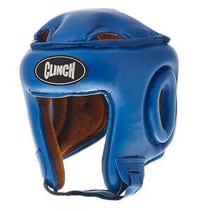 ABVERKAUF: Kopfschutz blau C182-BE SONDERAKTION, Headguard blue, Kickboxen